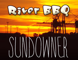 RIVER BBQ Sundowner 2010